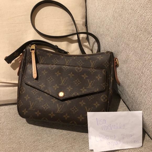 4983152c1133 Louis Vuitton Handbags - Louis Vuitton Mabillon monogram crossbody